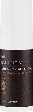 Крем за лице - Naturativ Men Face Cream — снимка N2
