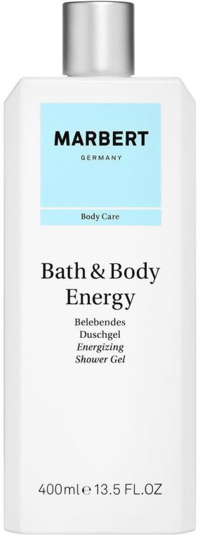 Душ гел - Marbert Bath & Body Energy Invigorating Showergel — снимка N1