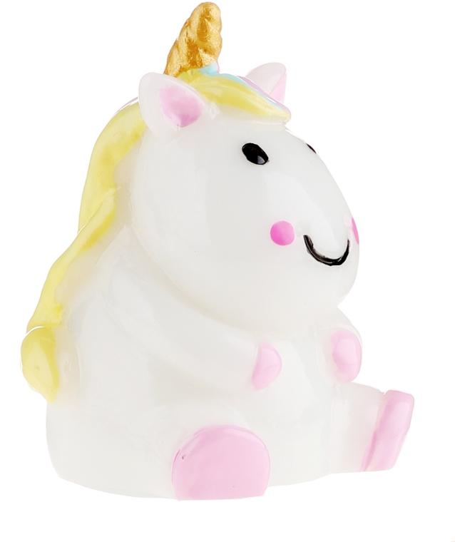 """Балсам за устни с аромат на слива """"Еднорог"""" - Martinelia Big Unicorn Lip Balm Cream — снимка N1"""