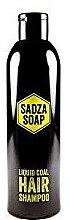 Парфюми, Парфюмерия, козметика Шампоан с ативен въглен - Sadza Soap Liquid Coal Hair Shampoo