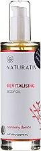 Парфюми, Парфюмерия, козметика Възстановяващо масло за тяло - Naturativ Revitalizing Body Oil