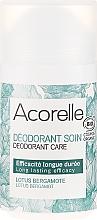 Парфюмерия и Козметика Освежаващ рол-он дезодорант с аромат на лотос и бергамот - Acorelle Deodorant Care
