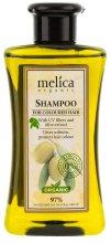 Парфюмерия и Козметика Шампоан за боядисана коса - Melica Organic For Coloured Hair Shampoo