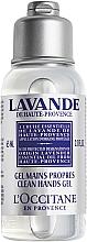 Парфюмерия и Козметика Почистващ гел за ръце с лавандула - L'Occitane Lavande De Haute-provence
