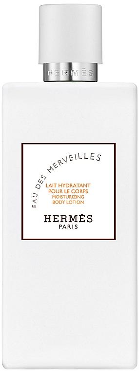 Hermes Eau des Merveilles - Лосион за тяло — снимка N1