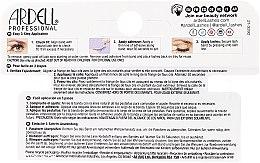 Изкуствени мигли - Ardell Natural Demi Black 103 — снимка N2