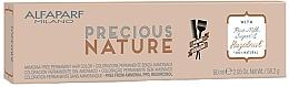 Парфюмерия и Козметика Безамонячна устойчива боя за коса - Alfaparf Precious Nature Hair Color