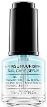Парфюмерия и Козметика Двуфазен подхранващ серум за нокти - Alessandro International Spa 2-Phase Nourishing Nail Care Serum