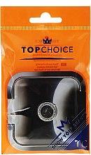 Парфюмерия и Козметика Компактно огледалце 5541, черно-бяло - Top Choice