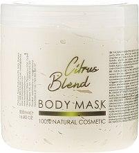 """Парфюми, Парфюмерия, козметика Маска за лице и тяло """"Лимонов микс"""" - Hristina Cosmetics Sezmar Professional Body Mask Citrus Blend"""