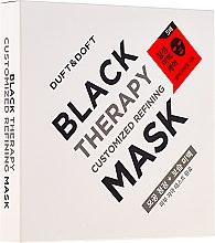 Парфюми, Парфюмерия, козметика Почистваща маска за лице - Duft & Doft Black Therapy Customized Refining Mask