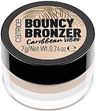 Парфюмерия и Козметика Бронзант за лице - Catrice Bouncy Bronzer Caribbean Vibes