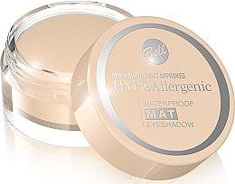 Парфюмерия и Козметика Водоустойчиви матови кремообразни сенки за очи - Bell Waterproof Mat Hypo Allergenic Eyeshadow