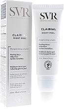 Парфюмерия и Козметика Нощен пилинг за лице - SVR Clairial Night Peel Peeling