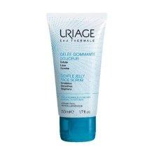 Парфюмерия и Козметика Скраб за лице - Uriage Gentle Jelly Face Scrub