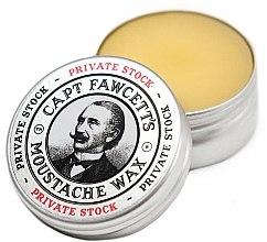 Парфюми, Парфюмерия, козметика Восък за мустаци - Captain Fawcett Private Stock Moustache Wax