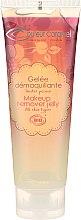 Парфюмерия и Козметика Желе за премахване на гирм - Couleur Caramel Makeup Remover Jelly All Skin Types
