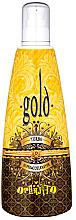 Парфюми, Парфюмерия, козметика Мляко за солариум за интензивен тен - Oranjito Max. Effect Gold Turbo