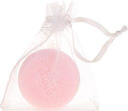 Парфюмерия и Козметика Сапун с масло от ший и аромат на роза в торбичка - Institut Karite Rose Shea Macaron Soap