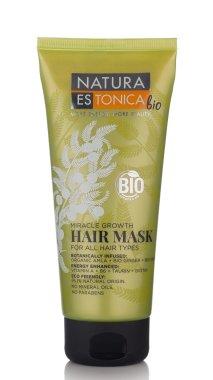 """Маска за всеки тип коса """" Вълшебен растеж"""" - Natura Estonica Miracle Growth Hair Mask"""