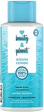 Парфюмерия и Козметика Балсам за коса с морски водорасли и евкалипт - Love Beauty & Planet Marine Algae & Eucalyptus Conditioner