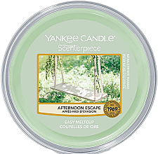 Парфюмерия и Козметика Ароматен восък - Yankee Candle Afternoon Escape Melt Cup