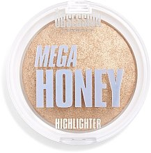 Парфюмерия и Козметика Хайлайтър за лице - Makeup Obsession Mega Honey Highlighter