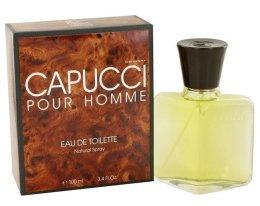 Парфюми, Парфюмерия, козметика Capucci Man - Тоалетна вода