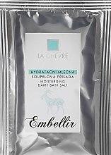 Парфюми, Парфюмерия, козметика Овлажняваща добавка за баня - La Chevre Embellir Moisturizing Milk Bath Additive