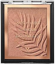 Парфюмерия и Козметика Бронзант за лице - Wet N Wild Color Icon Bronzer