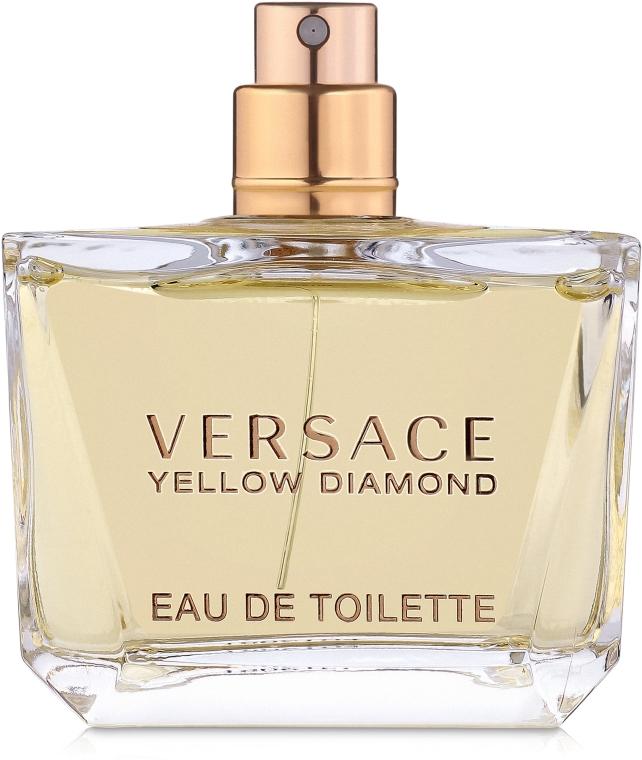 Versace Yellow Diamond - Тоалетна вода (тестер без капачка)