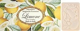 "Парфюми, Парфюмерия, козметика Комплект сапуни ""Лимон"" - Saponificio Artigianale Fiorentino Lemon"