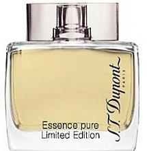 Парфюмерия и Козметика Dupont Essence Pure Pour Homme Limited Edition - Тоалетна вода (тестер без капачка)
