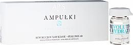 Парфюмерия и Козметика Концентрат за лице - APIS Professional 4D Hyaluron Concentrate Ampule