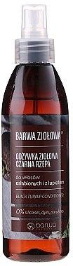 Балсам с черна ряпа за слаба коса - Barwa Herbal Conditioner