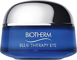 Парфюмерия и Козметика Околоочен крем - Biotherm Blue Therapy Eye