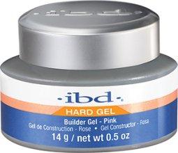 Парфюми, Парфюмерия, козметика Гел за изграждане на нокти, розов - IBD Builder Pink Gel