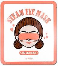 Парфюмерия и Козметика Релаксираща маска за изморени очи - A'pieu Steam Eye Mask