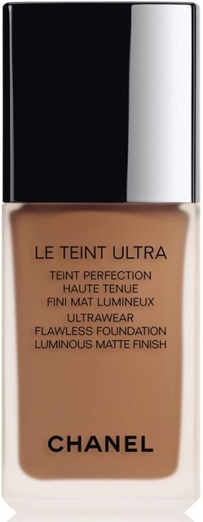 Дълготраен фон дьо тен - Chanel Le Teint Ultra Foundation SPF 15