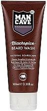 Парфюмерия и Козметика Почистващо масло за брада - Man Cave Blackspice Beard Wash