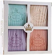 Парфюмерия и Козметика Комплект - Essencias De Portugal Aromas Collection (сапуни/4x80g)