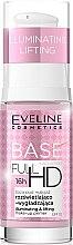 Парфюми, Парфюмерия, козметика Основа за грим - Eveline Cosmetics Full HD Make Up Base Illuminating and Lifting Primer SPF10