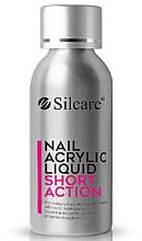 Парфюмерия и Козметика Акрилна течност за нокти - Silcare Nail Acrylic Liquid Comfort Shot Action