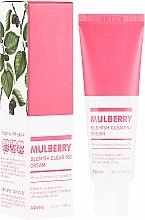 Парфюмерия и Козметика Крем за проблемна кожа на лицето - A'pieu Mulberry Blemish Clearing Cream