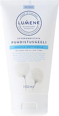 Почистващ гел за лице - Lumene Klassikko Deep Purifying Gel Wash — снимка N1