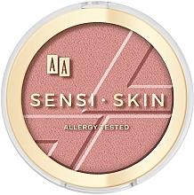 Парфюмерия и Козметика Руж за лице - AA Sensi Skin Powder