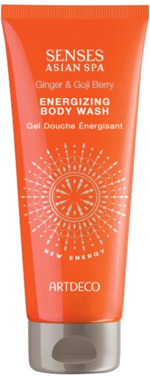 Душ гел с плодов аромат - Artdeco Senses Asian Spa Ginger&Goji Berry Energizing Body Wash (тестер) — снимка N1
