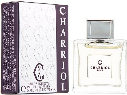 Charriol Eau de Toilette Pour Homme - Тоалетна вода (мини)  — снимка N1