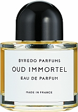 Парфюмерия и Козметика Byredo Oud Immortel - Парфюмна вода ( тестер с капачка )