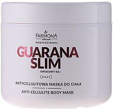 Парфюми, Парфюмерия, козметика Подхранваща маска за тяло с аромат на личи - Farmona Mask